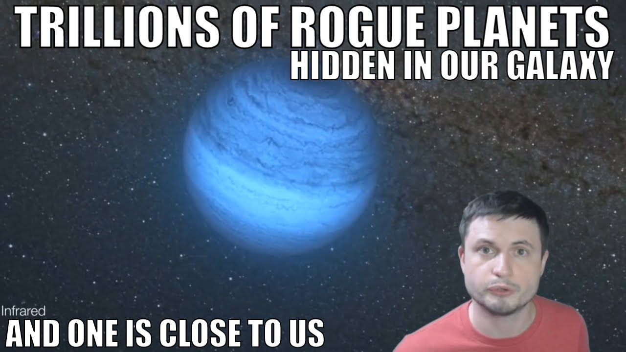 Trillions of Rogue Planets Hidden In Our Galaxy With One Very Close