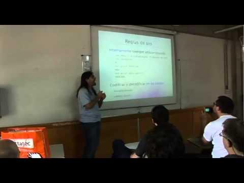 Entendiendo Unicode - Facundo Batista - PyConAr 2012