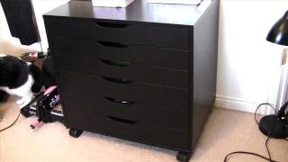 Craft Room Solutions - Large Drawer Unit from Ikea
