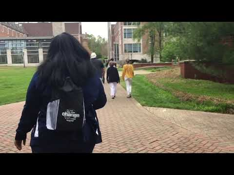 Agnes Scott College Tour Part 1