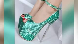 Platform Heels Shoespie 12952732 screenshot 4