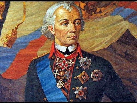 Александр Суворов. Все битвы генералиссимуса