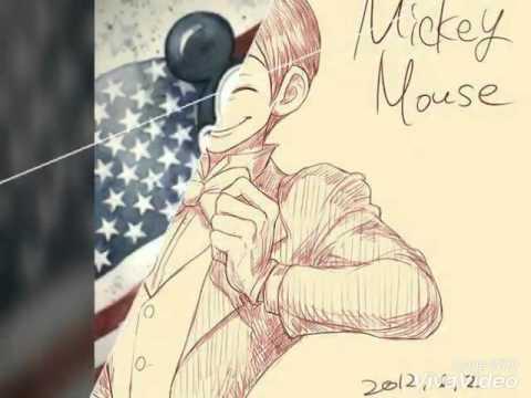 Мики Маус и Минни Маус, картинки, свадьба