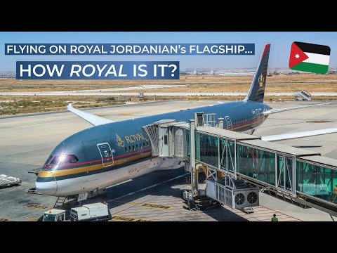 TRIPREPORT | Royal Jordanian Airlines (ECONOMY) | Boeing 787-8 | Amman - London Heathrow