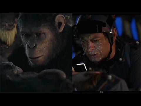 《猩球崛起2:黎明之戰》幕後花絮大合集2 - Dawn of the Planet of the Apes:Behind the Scences Collection 2 - 時間邊界