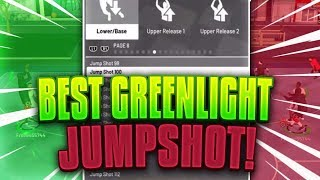 THIS IS THE BEST JUMPSHOT IN NBA 2K19 FOR PURE STRETCH! 🤫GREENLIGHT JUMPSHOT AFTER PATCH 8🤫