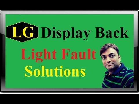LG SPIRIT LTE  (LG-442) - Display Back Light Fault Solutions In Maximum Technology