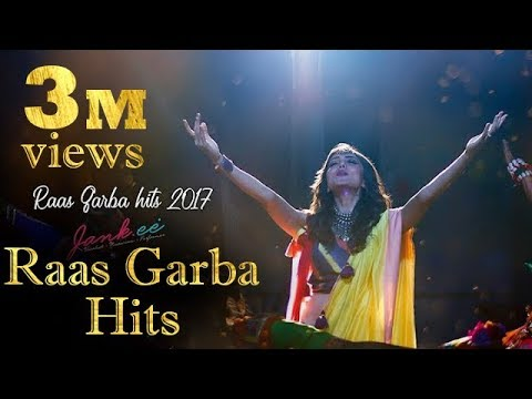 Raas Garba Hits II 2017 II JANKEE Feat.Arpan Mahida II by Uncut stories