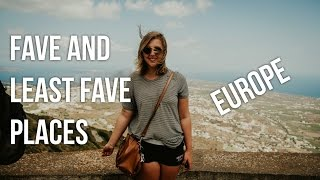 WHERE TO GO BACKPACKING IN EUROPE | Bonjour Coley