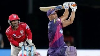 vuclip RPS vs KXIP, IPL 2016: Rising Pune Supergiants won by 4 wickets