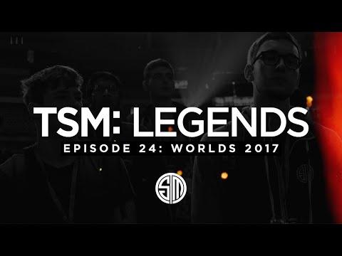 TSM: LEGENDS - Season 3 Episode 24 - Worlds 2017