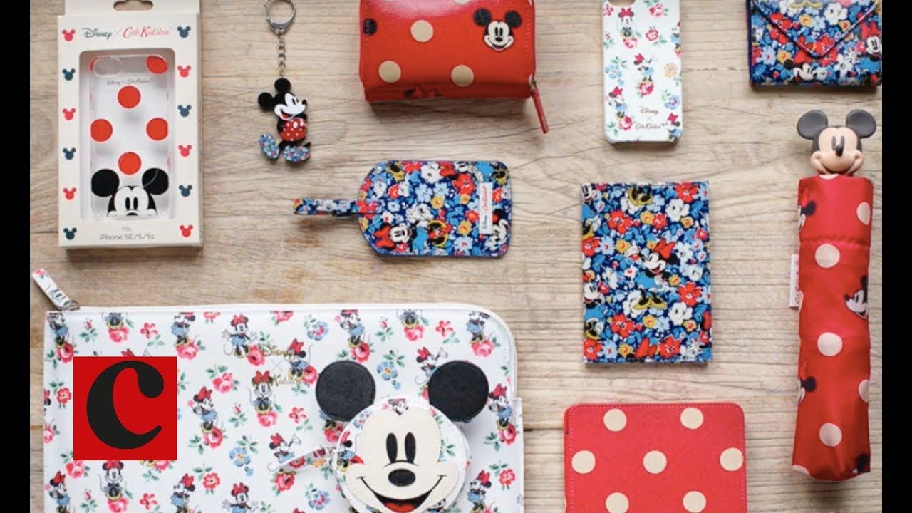 Cath Kidston Launches New Disney Collection