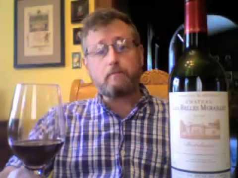 Bordeaux Wine Buffs: Chateau Les Belles Murailles, Bordeaux Red 2008 by Rob Moshein #8