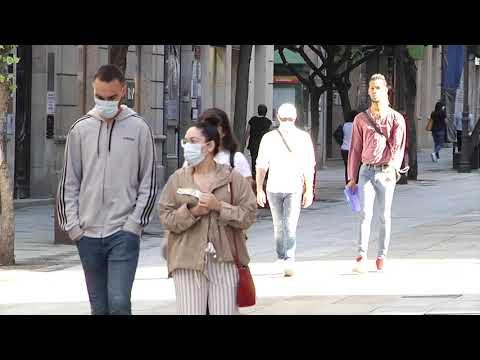 Coronavirus  Datos de Ourense 22 10 20