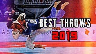 Best Judo Ippons of 2019 (柔道 2019)
