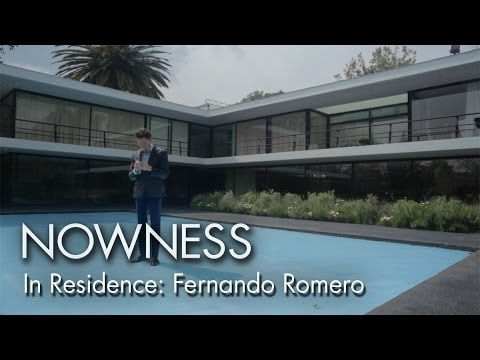 "In Residence Ep 11: ""Fernando Romero"" by Matthew Donaldson"