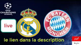 live match real madrid vs bayern munchen 2017 champions league