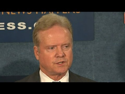 Jim Webb: Views no longer compatible with Democratic Party