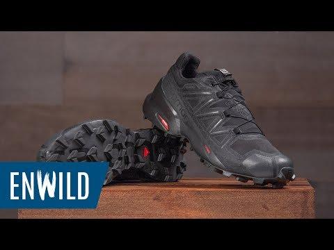 salomon speedcross v gtx men's trail running shoes review original