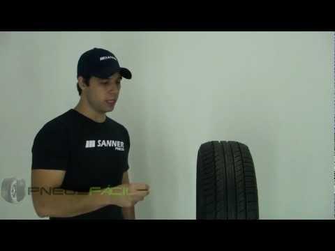 Michelin Primacy HP pneu 205/55R16 original do Mercedes B250