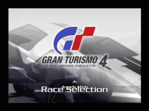 Gran Turismo 4 BGM - Race Selection