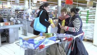 Collecte de denrées : le secours populaire aide 50 familles à Magny