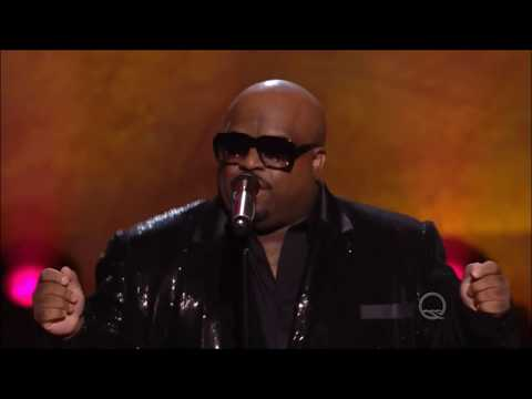 Cee Lo Green performs The Way You Do The Things You Do live in concert.