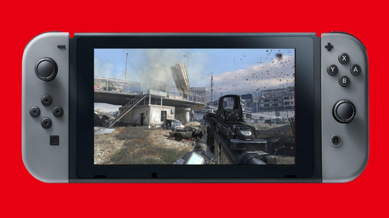 Call Of Duty 2018 Nintendo Switch Activision Releasing New Switch