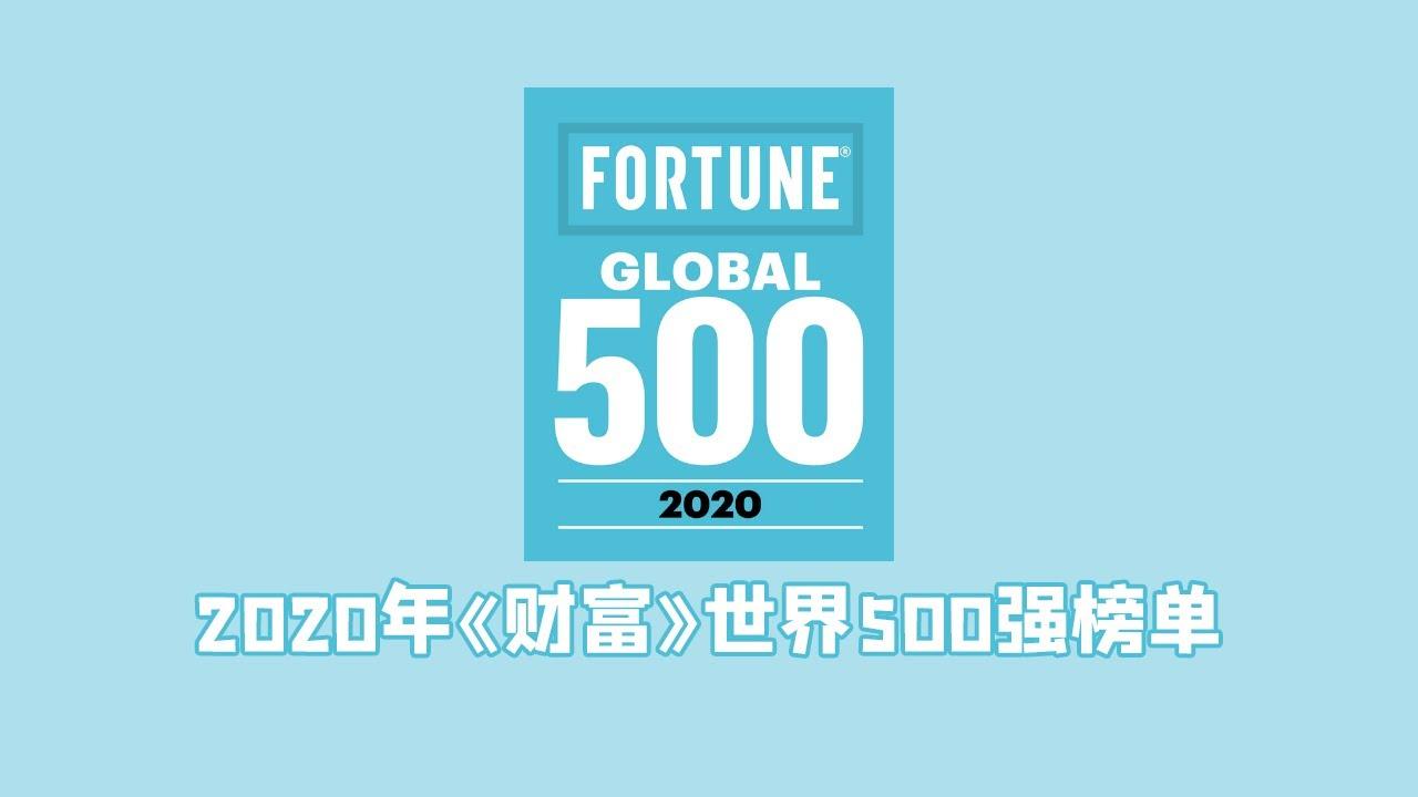 【《财富》世界500强榜单发布】26年,中国大陆企业数量终超越美国!未来,我们要超越的是自己!