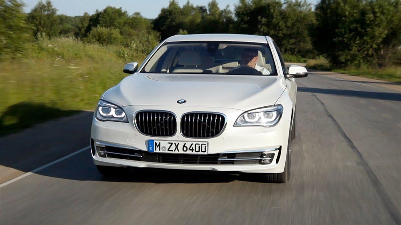 2013 BMW 750i 450 hp  YouTube