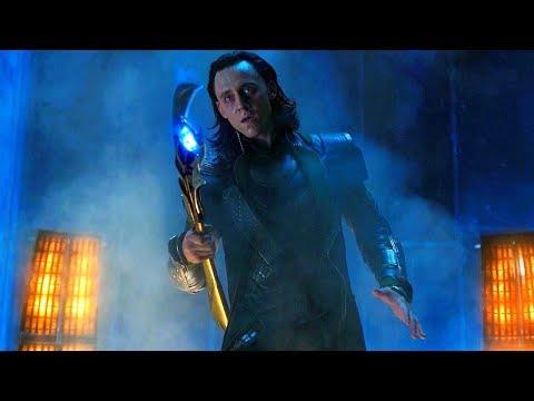 Loki Arrives on Earth Scene - The Avengers (2012) Movie CLIP HD