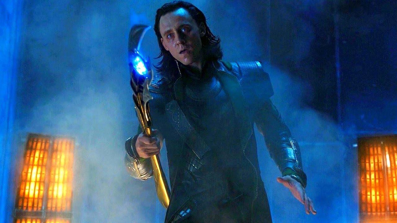 Resultado de imagem para Loki arriving avengers