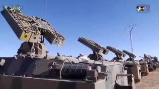 Army Rasd Polisario Western Sahara 2017
