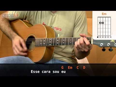 Esse Cara Sou Eu - Roberto Carlos  de violão simplificada