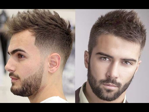 Mens Haircut For 2017 | Modern Gentlemans Haircut & Style