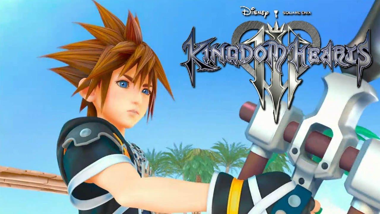 Kingdom Hearts III  Jeux vidéo sur PlayStation 4 (PS4)