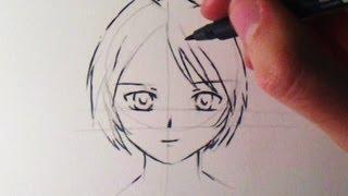 comment dessiner quelqu'un en manga