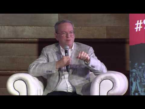 ERIC SCHMIDT | HIRING GREAT TALENT AS A BOOTSTRAPPED ENTREPRENEUR | STARTUP GRIND EUROPE