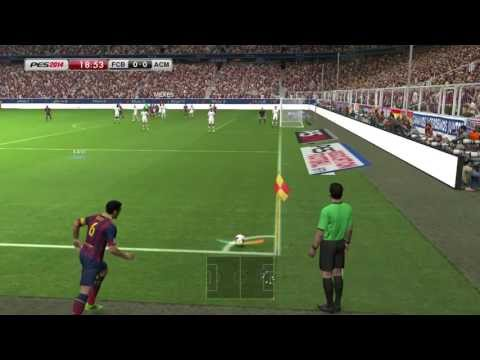 Pro Evolution Soccer 2014  Gameplay HD