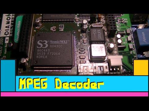 S3 Scenic/MX2 Decoder
