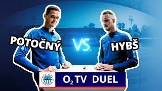 O2 TV Duel: Opory Slovanu Liberec hádají vlajky