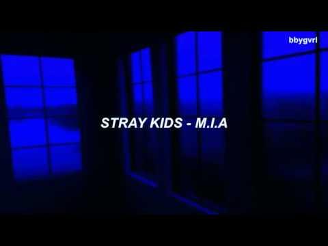 "Download STRAY KIDS (스트레이 키즈) ""M.I.A"" Easy Lyrics"