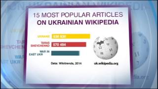 Ukraine's Patriotic Wikipedia Users: Ukrainian national identity boosted by Kremlin conflict