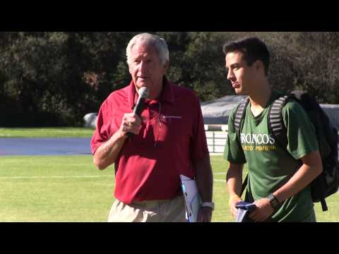 @cppbroncos Pack The Course For Cross Country