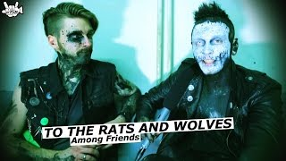 TO THE RATS AND WOLVES - Among Friends [Bands ask Bands] | www.pitcam.tv