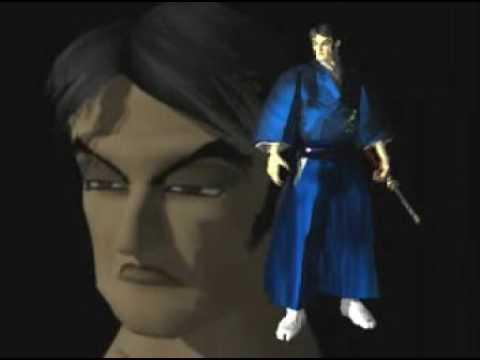 Bushido Blade Pre-Release Trailer (Squaresoft ブシドーブレード