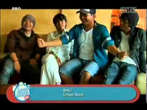 Wali Band Pernah Dihina Sebelum Sukses