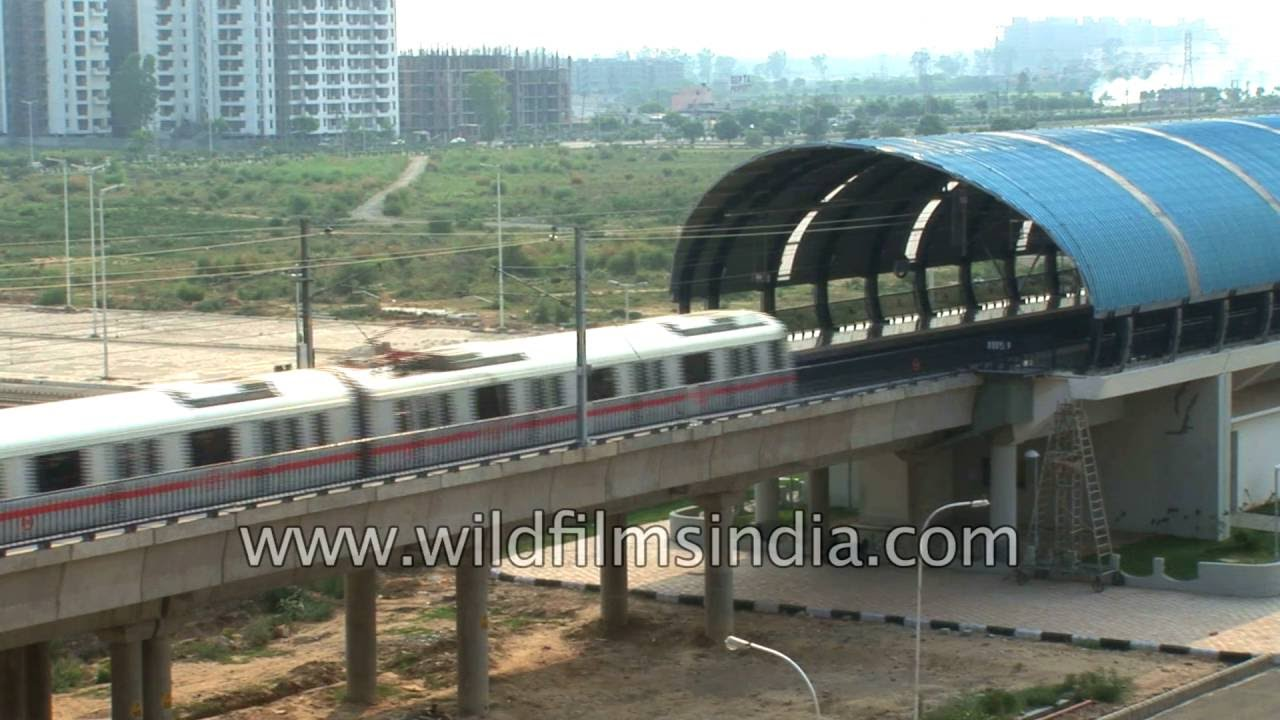 Dwarka metro station: Delhi Metro Rail Corp  spreads its geography wide
