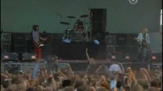 Nirvana - Drain You (Live Stockholm 1992) Clip