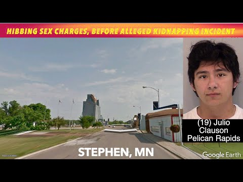 Suspect Was Facing Sex Charges In Hibbing, Before Alleged Kidnapping Incident In Stephen, MN